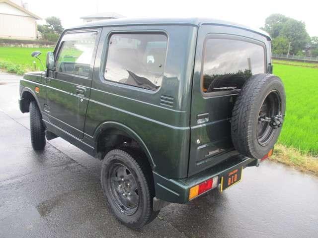 XL 社外オーディオ ETC 背面タイヤ 4WD(4枚目)