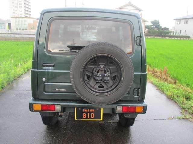 XL 社外オーディオ ETC 背面タイヤ 4WD(5枚目)