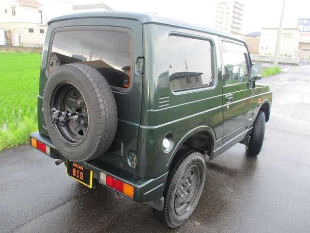 XL 社外オーディオ ETC 背面タイヤ 4WD(6枚目)