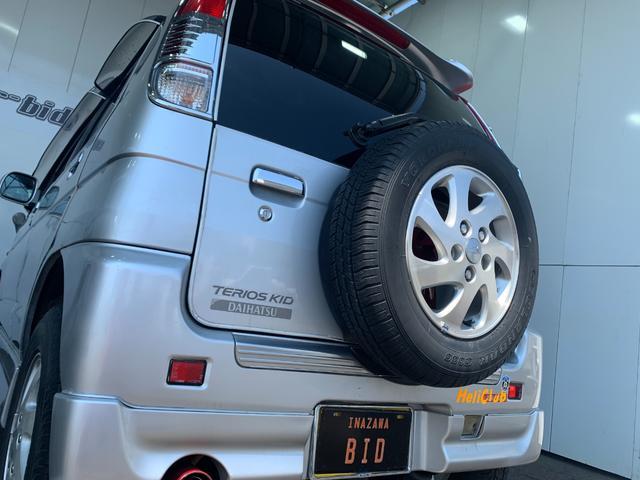 カスタム Sエディション ETC CD スペアタイヤ エアロパーツ パワーウィンドウ 純正アルミ(10枚目)