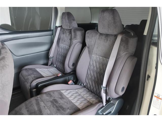 2.5Z Aエディション 4WD 9インチメモリーナビ フルセグTV DVD CD バックガイドモニター ETC クルーズコントロール トヨタセーフティセンス 両側パワースライドドア スペアタイヤ 助手席ロングスライドシート(14枚目)