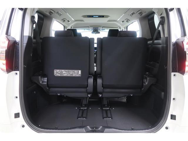 2.5Z Aエディション 4WD 9インチメモリーナビ フルセグTV DVD CD バックガイドモニター ETC クルーズコントロール トヨタセーフティセンス 両側パワースライドドア スペアタイヤ 助手席ロングスライドシート(18枚目)
