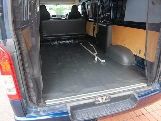 トヨタ レジアスエースバン DX GLパッケージ 純正SDナビ フルセグTV ディーゼル