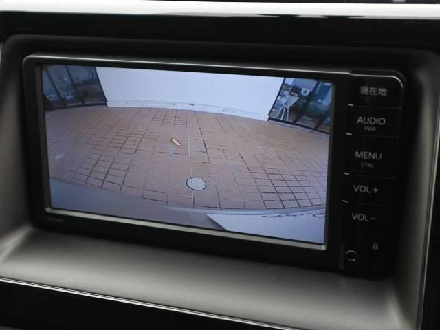 純正SDナビを装備でロングドライブも快適です。フルセグTV視聴可能!「フルカラーバックモニター」を装備で駐車が苦手な方でも安心です。