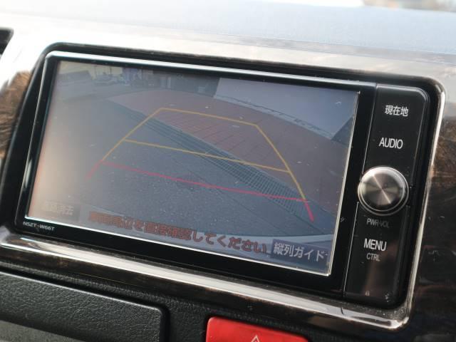 スーパーGL ダークプライム 純正ナビ地デジ 両側パワスラ 4WD ディーゼル バックカメラ ETC LEDヘッド AC100V(4枚目)