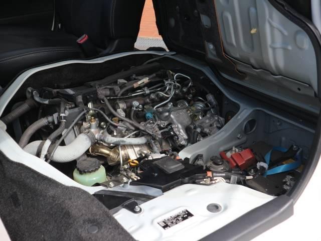スーパーGL ダークプライム 純正ナビ地デジ 両側パワスラ 4WD ディーゼル バックカメラ ETC LEDヘッド AC100V(18枚目)
