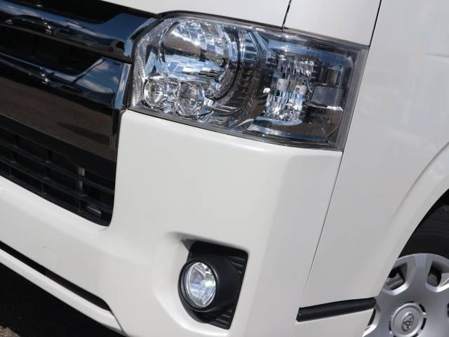 スーパーGL ダークプライム 純正ナビ地デジ 両側パワスラ 4WD ディーゼル バックカメラ ETC LEDヘッド AC100V(20枚目)