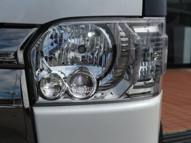 スーパーGL ダークプライム 純正ナビ地デジ 両側パワスラ 4WD ディーゼル バックカメラ ETC LEDヘッド AC100V(22枚目)