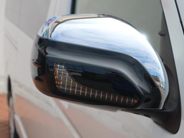 スーパーGL ダークプライム 純正ナビ地デジ 両側パワスラ 4WD ディーゼル バックカメラ ETC LEDヘッド AC100V(23枚目)