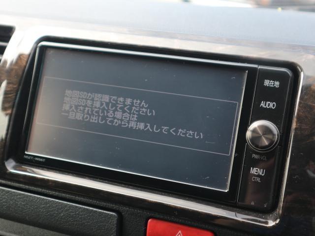 スーパーGL ダークプライム 純正ナビ地デジ 両側パワスラ 4WD ディーゼル バックカメラ ETC LEDヘッド AC100V(34枚目)