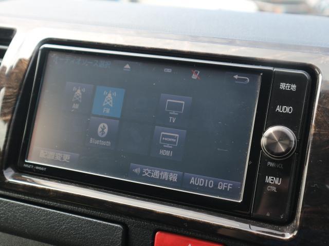 スーパーGL ダークプライム 純正ナビ地デジ 両側パワスラ 4WD ディーゼル バックカメラ ETC LEDヘッド AC100V(35枚目)