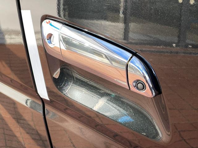 スーパーGL ダークプライムII 両側電動スライド デジタルインナーミラー 衝突軽減 車線逸脱 オートハイビーム 衝突軽減 AC100V LED 専用ハーフレザーシート 専用ウッドコンビステアリング スマートキー プッシュスタート(26枚目)