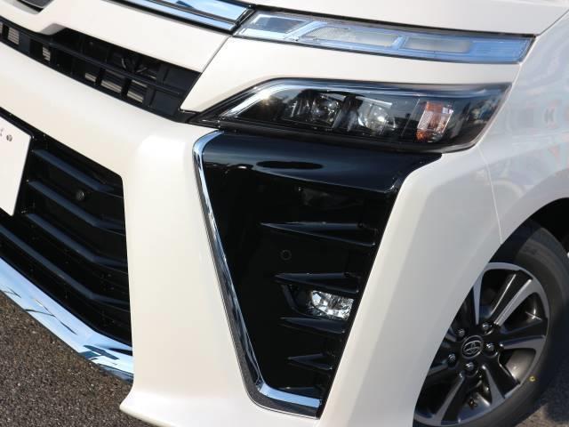 ZS 煌III 新車未登録 両側電動ドア クリアランスソナー セーフティセンス 16inアルミ スマートキー ハーフレザー クルーズコントロール プッシュスタート LEDヘッドライト USBポート(13枚目)