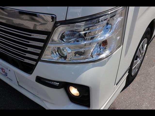 ロングライダープレミアムGXターボ 純正ナビ アラウンドビューカメラ ETC フルセグ 両側スライドドア インテリキー プッシュスタート LEDヘッドライト オートライト エマージェンシーブレーキ(13枚目)