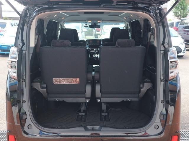 2.5Z 9型ナビ バックカメラ ETC フルセグ 両側電動ドア LEDヘッドライト AC100V 7人乗り オットマン スマートキー レーダークルーズ レーンキープ(29枚目)