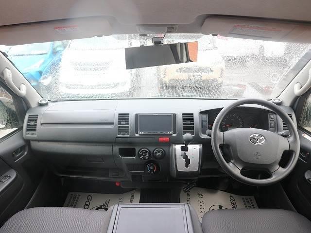 ロングDX GLパッケージ 4WD メモリーナビ バックカメラ ETC フルセグ モデリスタエアロ 両側スライドドア リアクーラー(3枚目)