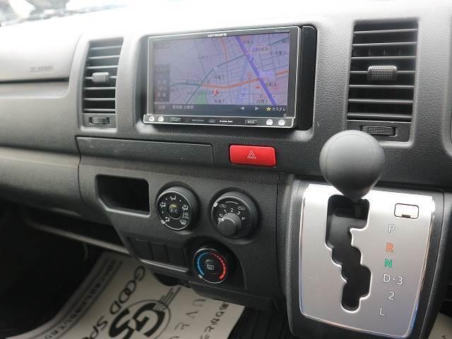 ロングDX GLパッケージ 4WD メモリーナビ バックカメラ ETC フルセグ モデリスタエアロ 両側スライドドア リアクーラー(7枚目)