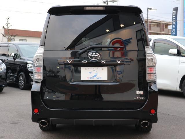 トヨタ ヴォクシー ZS G'sバージョンEDGE SDナビTV 両側電動ドア