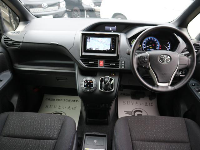 トヨタ ヴォクシー ハイブリッドV 純正SDナビTV 両側電動 LED ETC