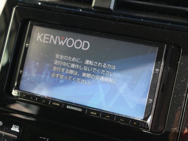 トヨタ プリウス S ケンウッドSDナビ モデリスタフルエアロ LED ETC