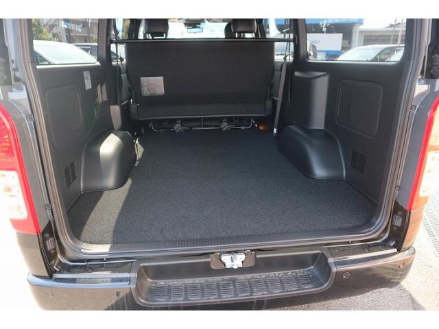 スーパーGL ダークプライムII 新車未登録 デジタルインナーミラー 両側電動ドア AC100V ハーフレザー レーンキープ 助手席エアバック スマートキー LEDヘッドライト プッシュスタート(11枚目)