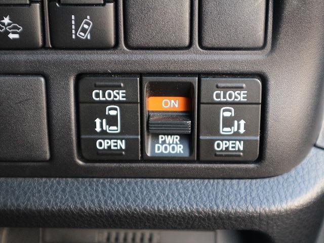 Si ダブルバイビー 7型ナビ バックカメラ ETC フルセグ 両側電動ドア ハーフレザー 7人乗り スマートキー トヨタセーフティセンス プッシュスタート USBポート クルーズコントロール 純正アルミ(5枚目)
