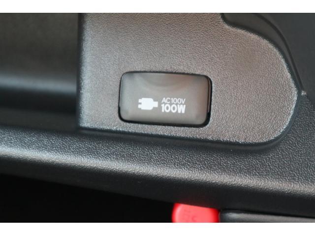両側電動スライド デジタルインナーミラー 衝突軽減 車線逸脱 オートハイビーム 衝突軽減 AC100V LED 専用ハーフレザーシート 専用ウッドコンビステアリング スマートキー プッシュスタート(10枚目)