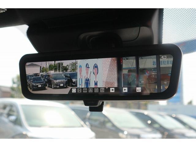 スーパーGL ダークプライムII 新車未登録 デジタルインナーミラー 両側電動ドア AC100V ハーフレザー レーンキープ 助手席エアバック スマートキー LEDヘッドライト プッシュスタート(4枚目)