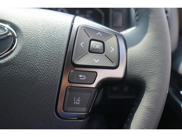 スーパーGL ダークプライムII 新車未登録 デジタルインナーミラー 両側電動ドア AC100V ハーフレザー レーンキープ 助手席エアバック スマートキー LEDヘッドライト プッシュスタート(7枚目)