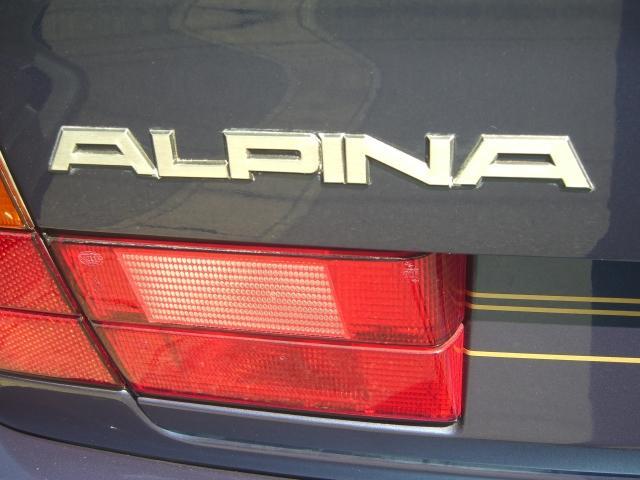 正規ディーラー車 アルピナ B10 4.0(10枚目)