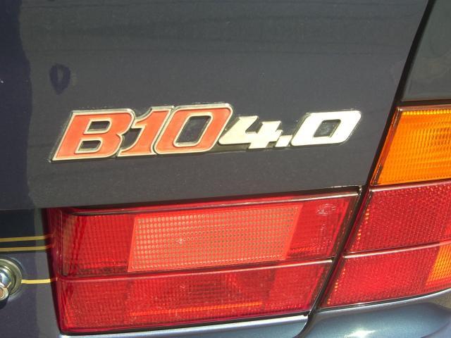 正規ディーラー車 アルピナ B10 4.0(11枚目)