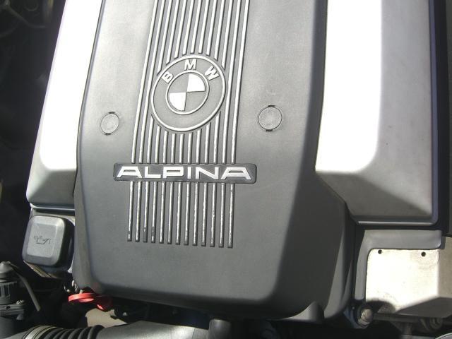 正規ディーラー車 アルピナ B10 4.0(12枚目)