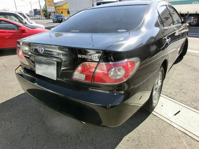 トヨタ ウィンダム 3.0X ブラックセレクション
