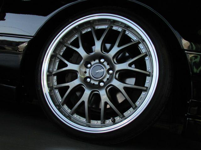 トヨタ セルシオ BEASTスタイリング Anhelo19AW 車高調 エアロ