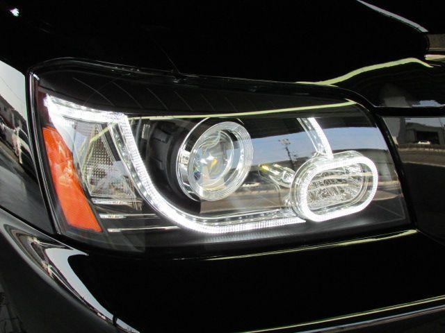 ☆新品☆『LEDライト内蔵プロジェクターヘッドライト:ブラックインナータイプ』装着済み!!