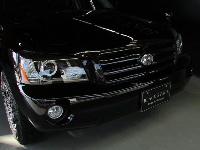 トヨタ クルーガーL