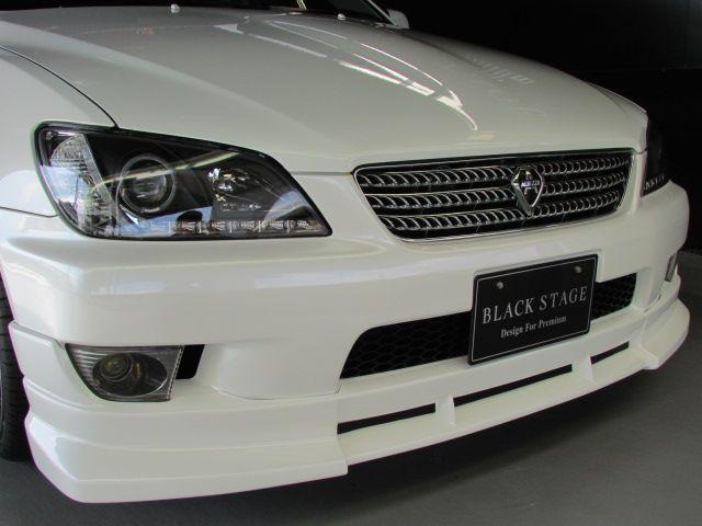 AS200 Zエディション BEASTスタイリング 新品Technopiaカシーナ19inchアルミホイール 新品タイヤ 新品フルエアロ 新品プロジェクターヘッドライト 新品LEDウィンカーポジションキット 新品ルーフアンテナ(4枚目)