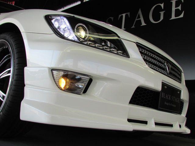 AS200 Zエディション BEASTスタイリング 新品Technopiaカシーナ19inchアルミホイール 新品タイヤ 新品フルエアロ 新品プロジェクターヘッドライト 新品LEDウィンカーポジションキット 新品ルーフアンテナ(7枚目)