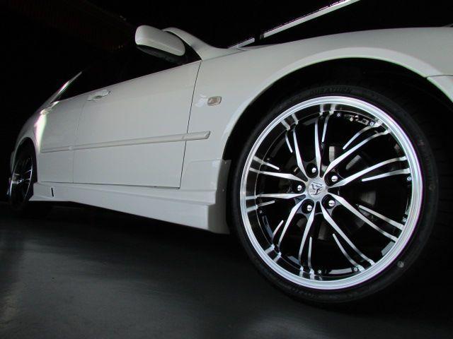 AS200 Zエディション BEASTスタイリング 新品Technopiaカシーナ19inchアルミホイール 新品タイヤ 新品フルエアロ 新品プロジェクターヘッドライト 新品LEDウィンカーポジションキット 新品ルーフアンテナ(10枚目)