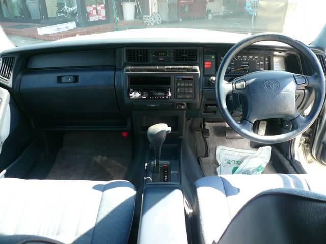 トヨタ クラウンステーションワゴン スーパーデラックス