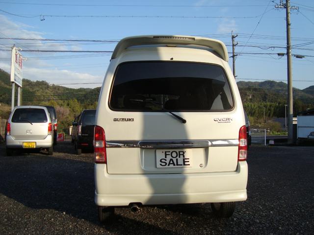 「スズキ」「エブリイワゴン」「コンパクトカー」「岐阜県」の中古車5