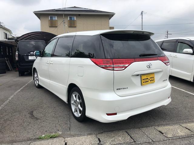 「トヨタ」「エスティマ」「ミニバン・ワンボックス」「愛知県」の中古車8