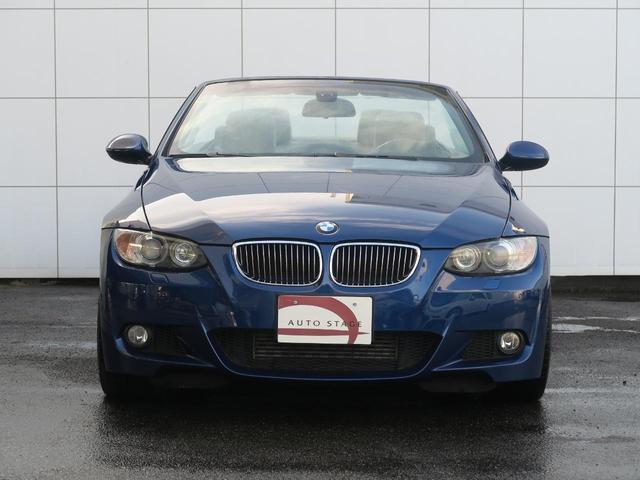 BMW BMW 335iカブリオレ Mスポーツパッケージ OP19インチAW