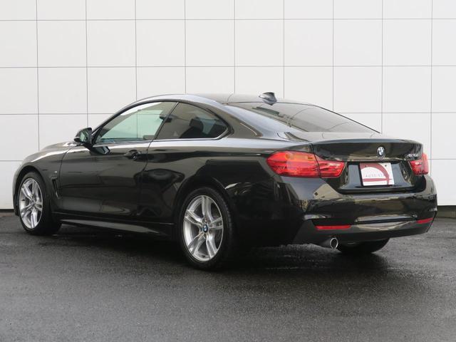 BMW BMW 420iクーペ Mスポーツ アクティブクルーズ 純正ナビ