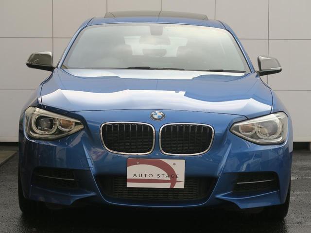 BMW BMW M135i 純正HDDナビ バックカメラ サンルーフ ETC