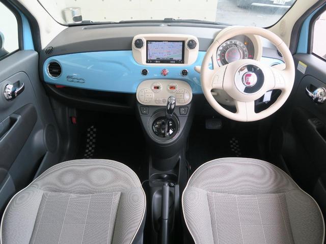 「フィアット」「フィアット 500」「コンパクトカー」「愛知県」の中古車3