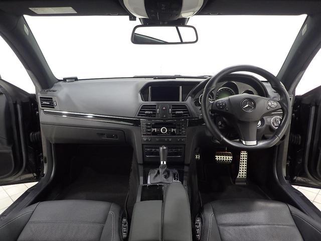 E350 クーペ AMGスポーツPKG ベンチレーション(2枚目)