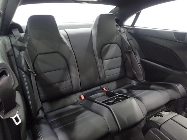 E350 クーペ AMGスポーツPKG ベンチレーション(19枚目)