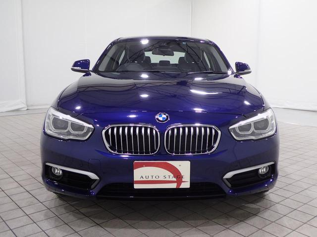 BMW BMW 118i スタイル LEDヘッド 純正ナビ バックカメラ