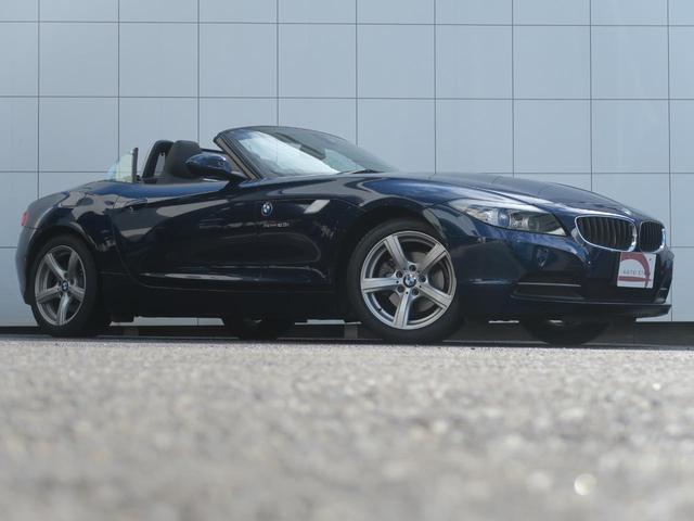 BMW BMW Z4 sDrive23i ハイラインパッケージ 黒革 純正ナビ